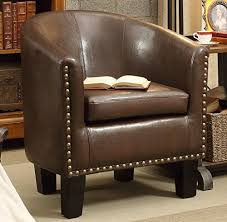 Brown Accent Chairs Brown Accent Chairs Amazon Com