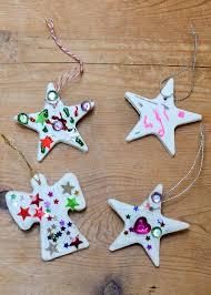 ornaments using baking soda dough growing family
