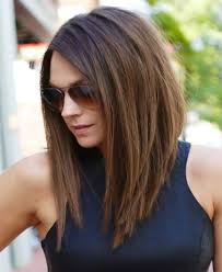 shorter back longer front bob hairstyle pictures 37 haircuts for medium length hair