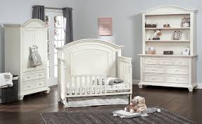 Vintage Nursery Furniture Sets Cottage Cove Vintage White Collection Set Oxford Baby