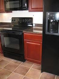 How To Decorate A Kitchen 13 Amazing Kitchens With Black Appliances Include How To Decorate