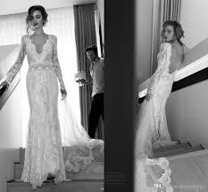 lihi hod wedding dress discount 2017 lihi hod wedding dresse lace bridal gown
