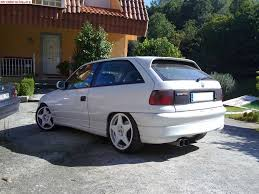 gallery of opel astra gsi