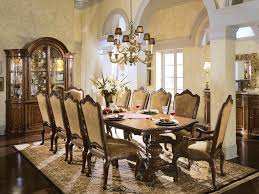 furniture surprising extra large round dining room tables high