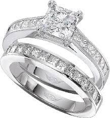 princess cut wedding ring flyerfit princess cut channel set engagement ring 5198sep