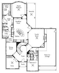 builders floor plans gogh 3854 the gogh plan by builders features a