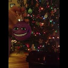happy randall from monsters inc ornaments