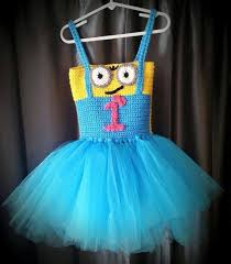 Minion Tutu Dress Etsy 25 Minion Dress Ideas Minions Party
