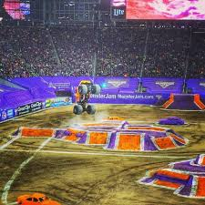 monster truck show miami speed talk on 1360 2016