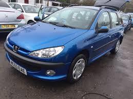 used peugeot 206 sw estate 1 4 entice 5dr in croydon surrey car
