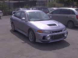 mitsubishi purple 1996 mitsubishi lancer evolution photo large