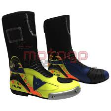 leather motorbike boots rossi motorbike racing leather boots