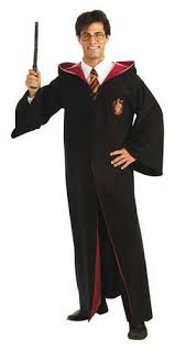 mens costumes harry potter robes adults fancy dress wizard book week character