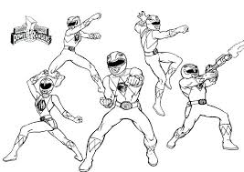 Power Ranger Coloring Pages Power Ranger Coloring Pages Printable Power Ranger Jungle Fury Coloring Pages