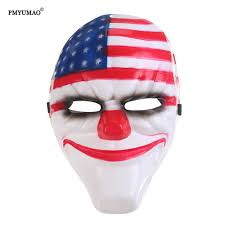 wholesale halloween masks popular halloween 2 mask buy cheap halloween 2 mask lots from