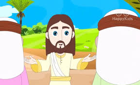 jesus enters jerusalem bible stories for children youtube