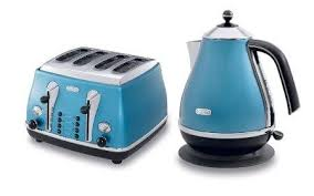 Kenwood Kmix Toaster Blue Delonghi Blue Kettle And Toaster Set Google Search Kettle