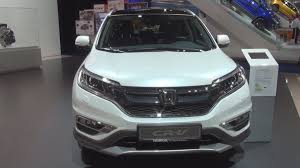honda crv 2016 interior honda cr v 2 0 4wd executive 2016 exterior and interior in 3d