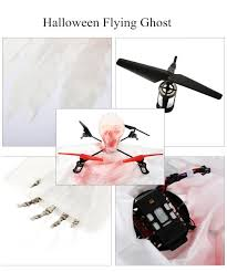 amazon com rctown 2 4ghz 6 axis gyro halloween flying ghost skull