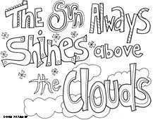quotes coloring pages stickers coloring