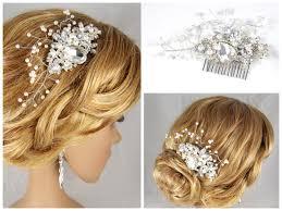 bridal hair comb bridal hair comb