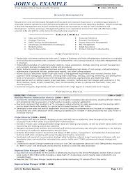 Retail Manager Resume Example Business Owner Resume Sample Resume For Your Job Application