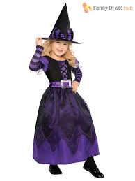 witch costume toddler fancy dress childrens
