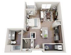 Tiny Apartment Floor Plans Small Apartment Floor Plans Tiny House Pinterest Tes A