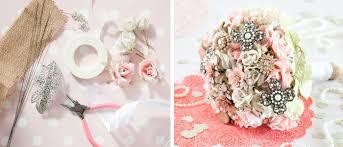 brooch bouquet tutorial wedding online diy craft how to make a brooch bouquet