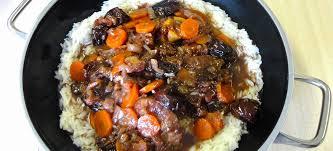 comment cuisiner le jarret de veau jarret de veau aux fruits secs en 12 min silit le