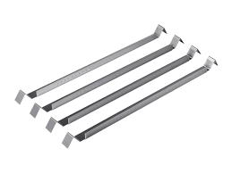 Ceiling Speaker Brackets by Metal Back Can For 8 Inch Ceiling Speaker With Brackets Pair