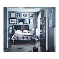 undredal bed frame black lönset bed frames armoires and bedrooms