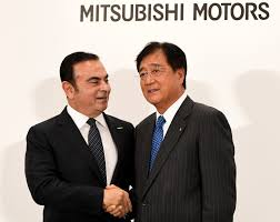 nissan finance wells fargo nissan completes takeover of mitsubishi motors keeps embattled