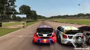 peugeot england dirt rally rallycross gameplay peugeot 208 wrx england youtube