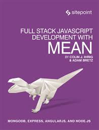 Best Node Js Books Full Stack Javascript Development With Mean Mongodb Express