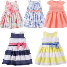 2018 prettybaby baby dress 2016 summer style flower printing