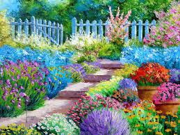 flower garden wallpaper garden scenery u2013 best wallpaper download