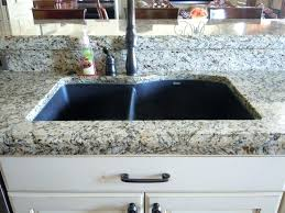 how to clean a blanco composite granite sink composite sink cleaner kaivalyavichar org