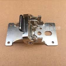 Folding Table Legs Hardware 180 Degree Folding Table Legs Self Locking Hinge Silver Buckle
