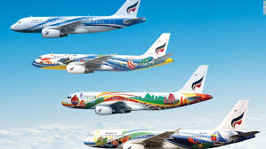 crazy gaudy clever airplane paint jobs cnn travel