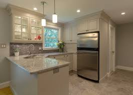 small kitchen remodel with white cabinets white kitchen remodel with improved storage space in
