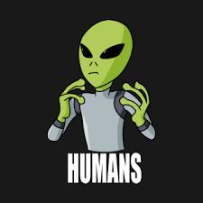 Because Aliens Meme - aliens meme t shirts teepublic