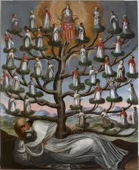 genealogical tree of the mercedarian order carl marilynn thoma