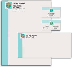 personalized stationery sets chiropractic stationery and letterhead smartpractice chiropractic