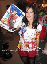Cute Homemade Halloween Costumes Girls 25 Cereal Killer Costume Ideas Cereal Killer