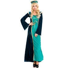 Tinkerbell Halloween Costume Adults Wholesale Green Arabian Royal Princess Fancy Dress Ladies