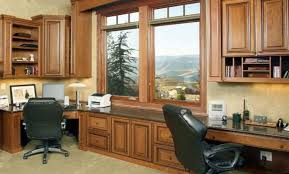 built in home office designs custom office cabinets home brilliant