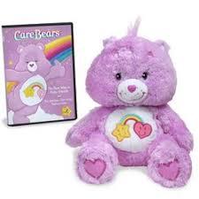 amazon care bears floppy pose friend bear dvd