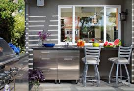 outdoor kitchen bar stools inexpensive outdoor kitchen contemporary sacramento with