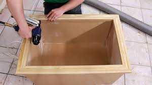 Homemade Wood Toy Chest by A Toy Box That Anyone Can Make Jays Custom Creations